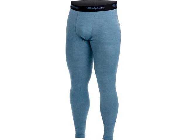 Woolpower Lite - Ropa interior Hombre - azul